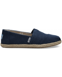 Navy Washed Women's Classics