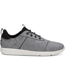Black Space-Dye Men's Cabrillo Sneakers