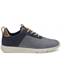 Navy Denim Women's Cabrillo Sneakers