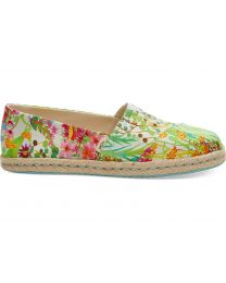 Women's Alpargata Multi Colour Slip On