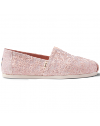 Women's Alpargata Cotton Pink