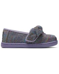 TINY GIRLS ALPARGATA DRIZZLE GREY ESPADRILLES