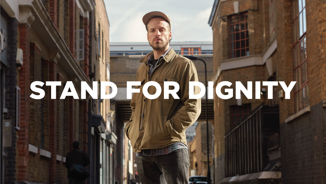 STAND FOR DIGNITY