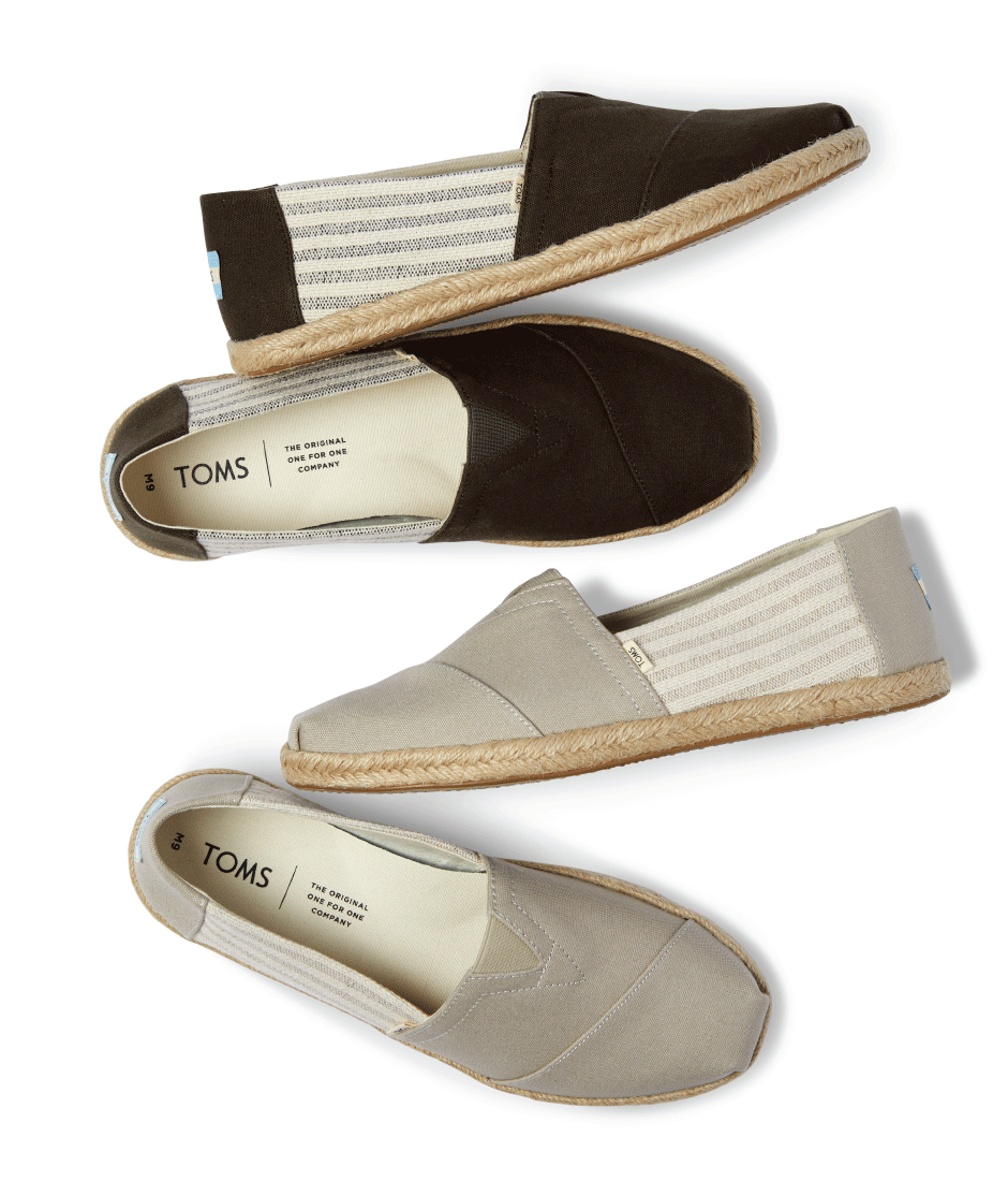 TOMS for him